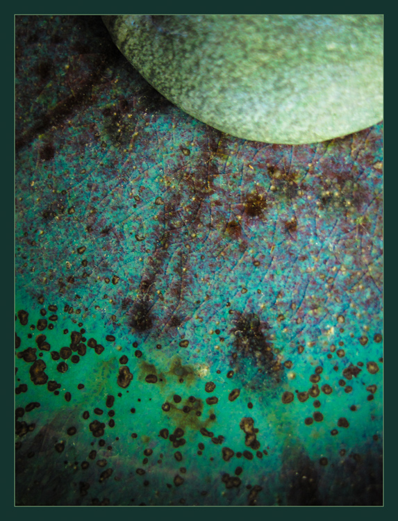 Maureen Rush - Green Textures