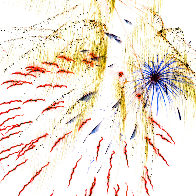 Fireworks 5 by Richard Bown