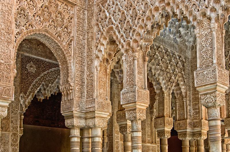 Lion Court, The Alhambra