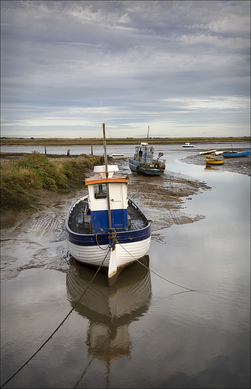 Low Tide, Brancaster, Norfolk