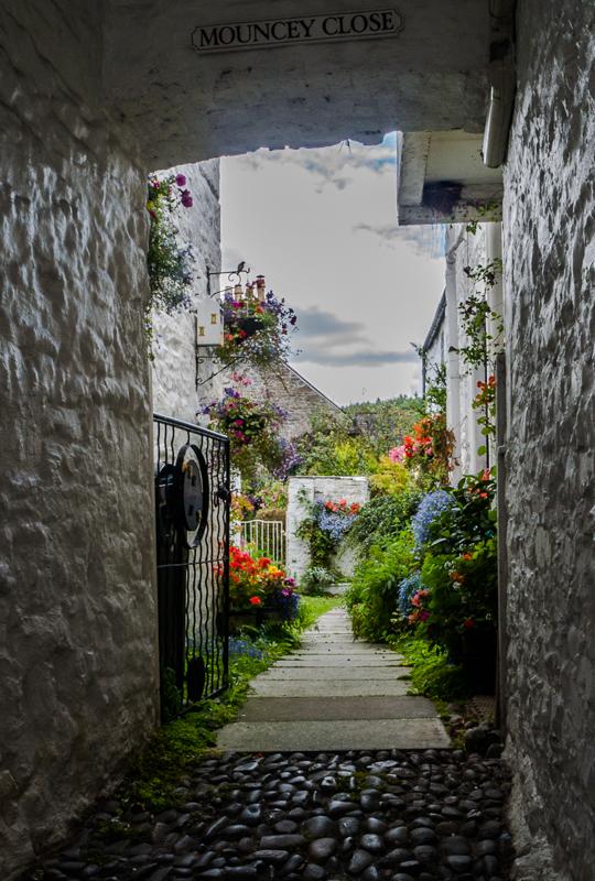 Mouncey Close, Kirkudbright