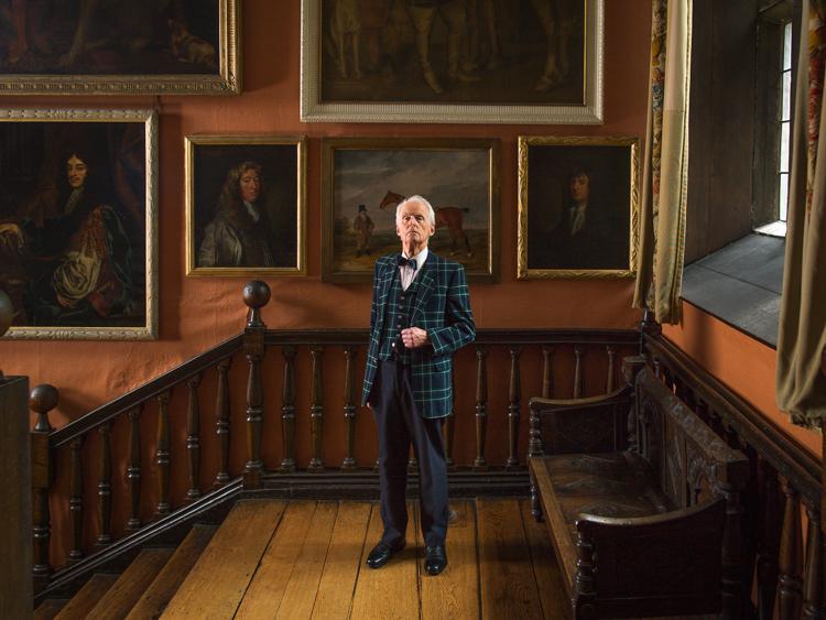 Sir James Graham, 13th Baronet by Simon Hill.jpg