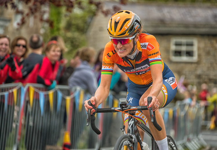 Lizzie Deignan One of our Own by Barry Carter
