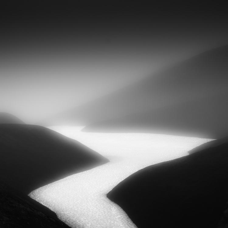Snowfield by Katrina Brayshaw