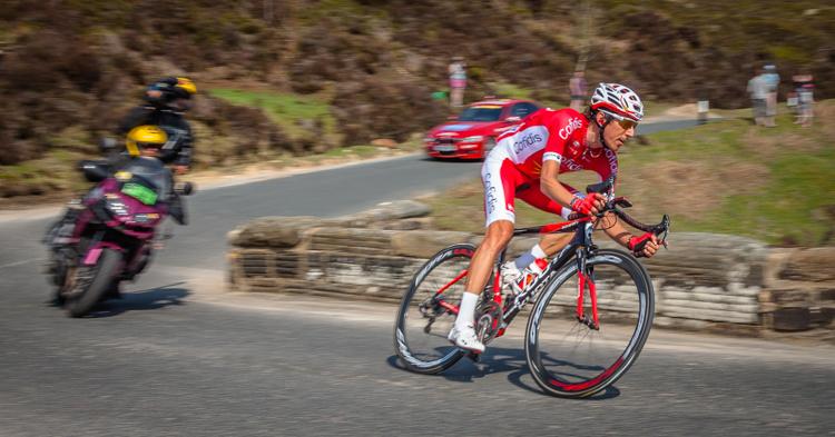 Stage winner by Ian Birtwistle