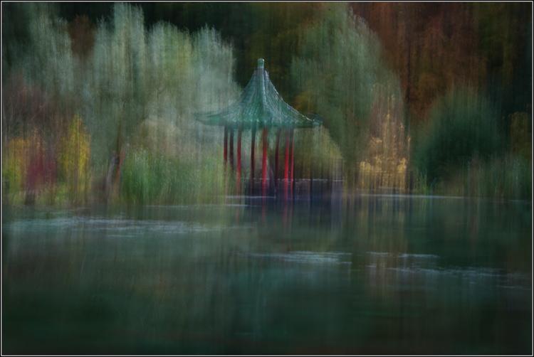 Garden of Dreams by Ellie Anderson