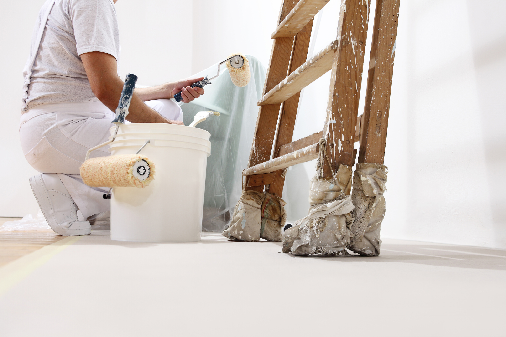 - Sometimes knocking down walls and installing bathrooms is simply not required to give a property a new lease of life.Our light refurbishment services include replacing skirting boards, architrave, doors, fixtures and decorating to a high standard.