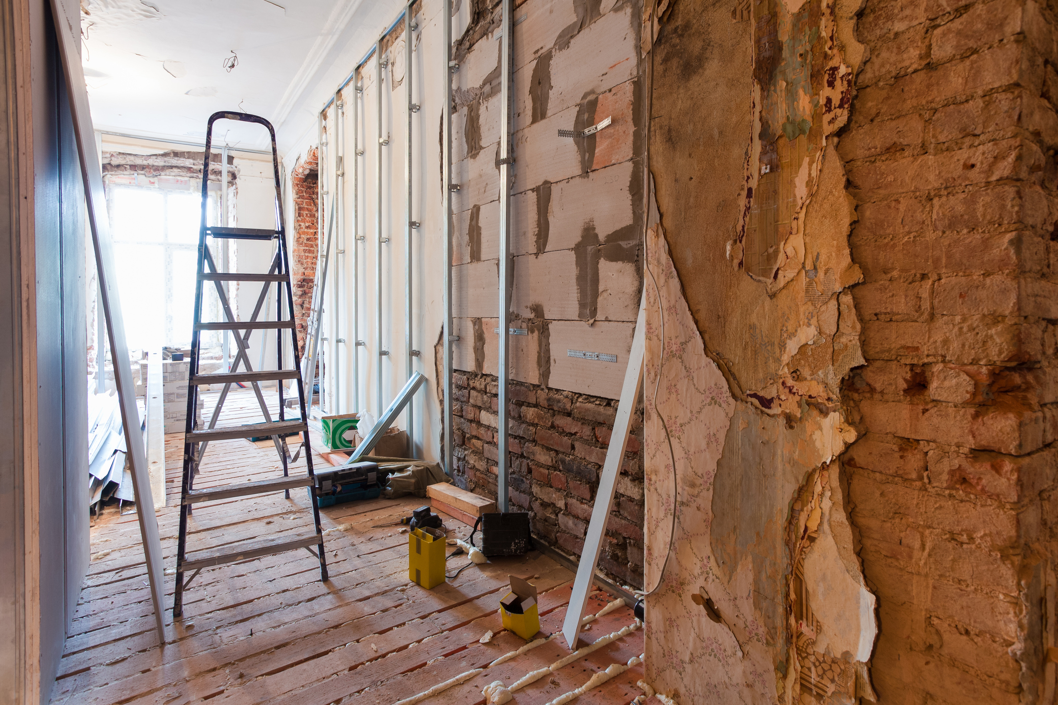 Breathing new life into old bricks…. - Our end to end renovation services include design services, planning application support, structural work, roofing, windows, stud work, electrical, carpentry, plumbing and bathroom fitting. Our team will focus on delivering your desired outcome and vision for your property.