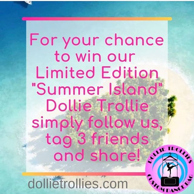 What a competition would love to have this kit to share with my dancers! @dollietrollies