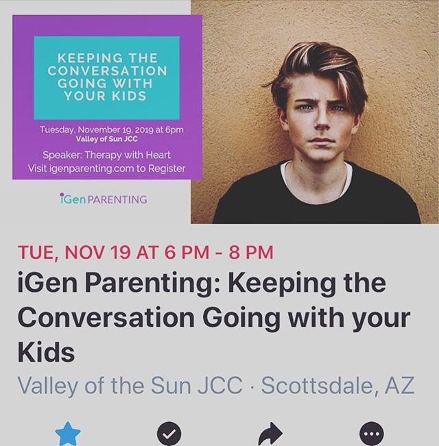 Please pass along to those that might be interested. Free event, with incredible speakers.  www.igenparenting.com