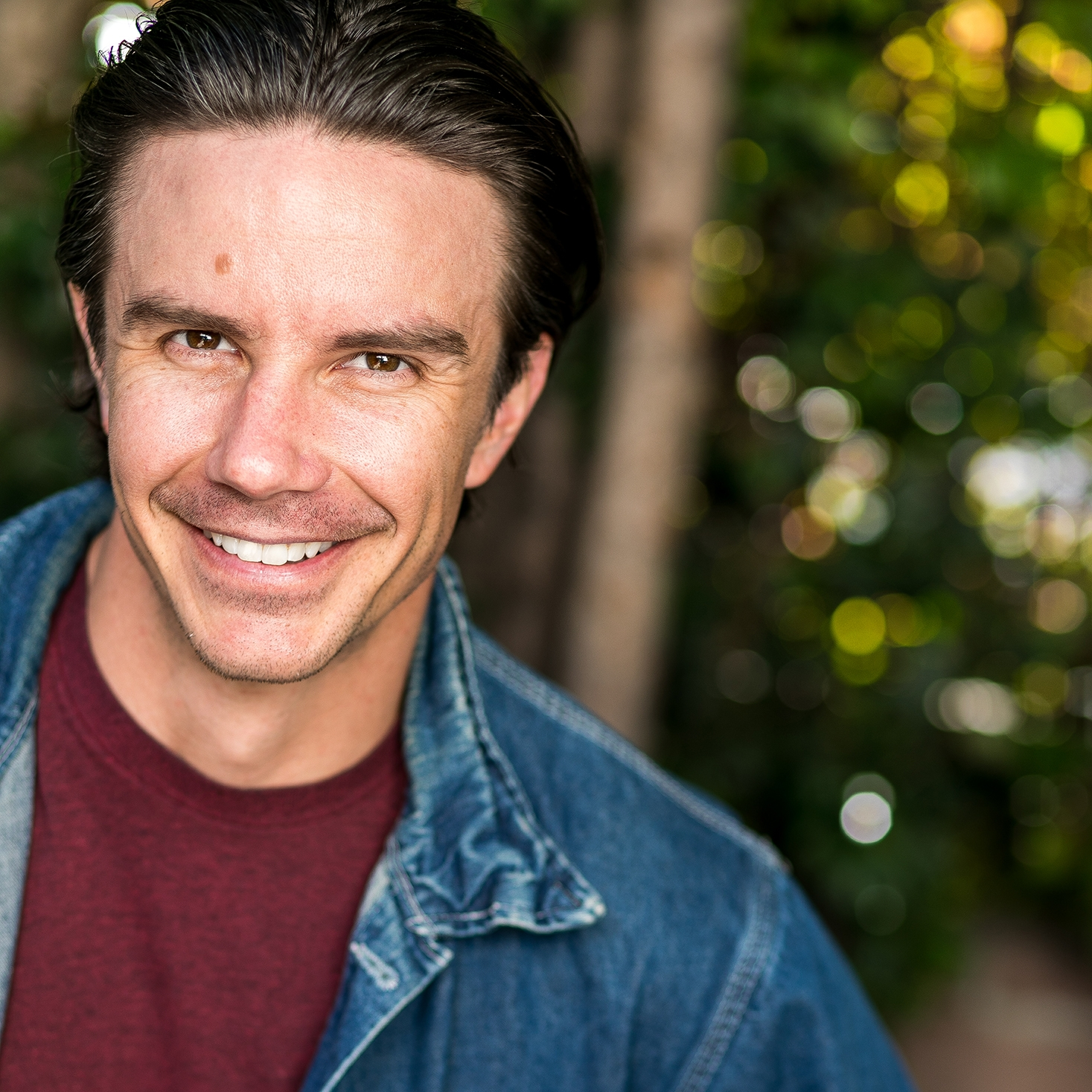 - Clayton is a Los Angeles based actor and voiceover artist who's recent work includes the romantic comedy Temps and a two season recurring role on MTV's Teen Wolf. When he's not acting, improvising, or screaming into a microphone, Clayton can be found on the side of a mountain or deep in a canyon, struggling for survival.
