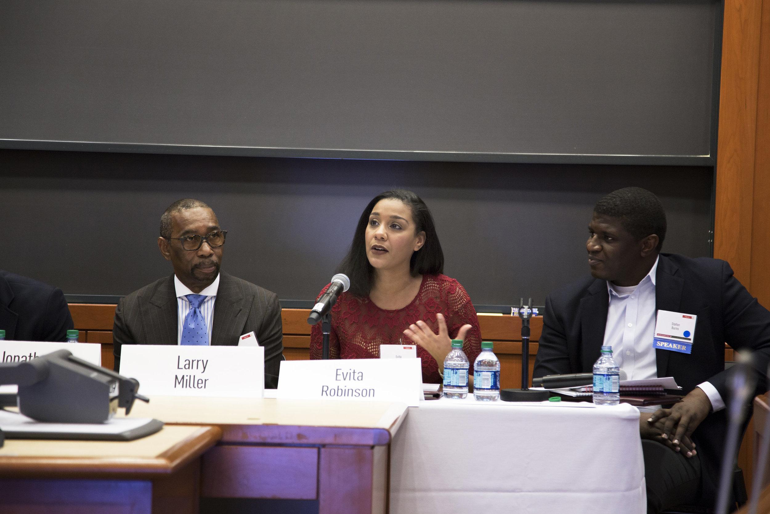 Harvard Business School Panel