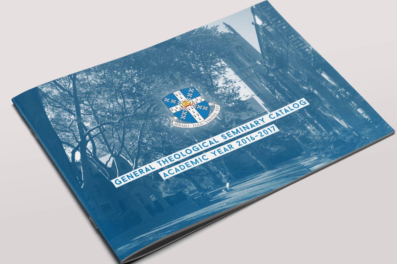 The General Seminary school catalog