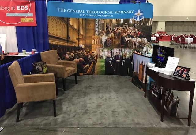 General Seminary's Booth at GenCon 2015