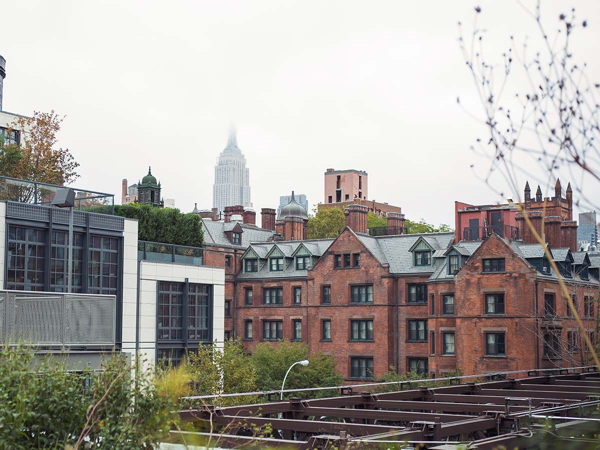 GTS as seen from the High Line