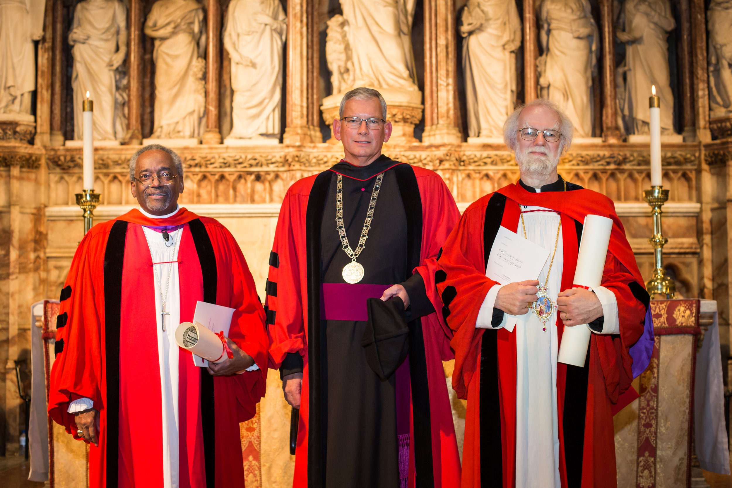 Dean Dunkle with Honorary Doctorates.jpg