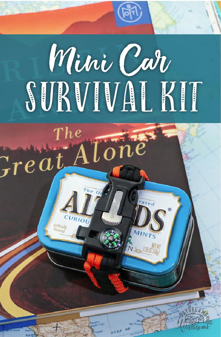 Daydreams & Airstreams: Mini Car Survival Kit