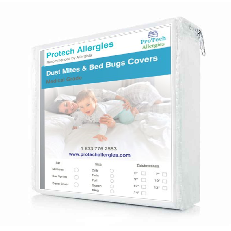 dust mites mattress covers