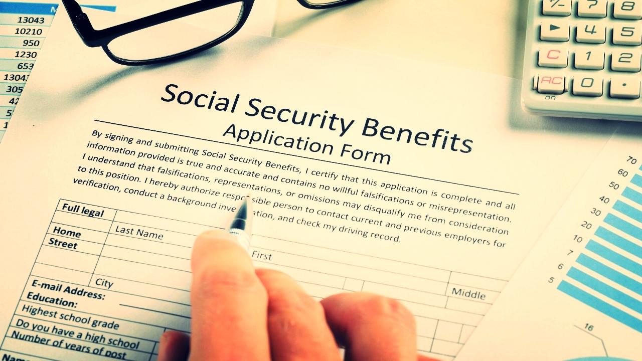 Social Security disability -