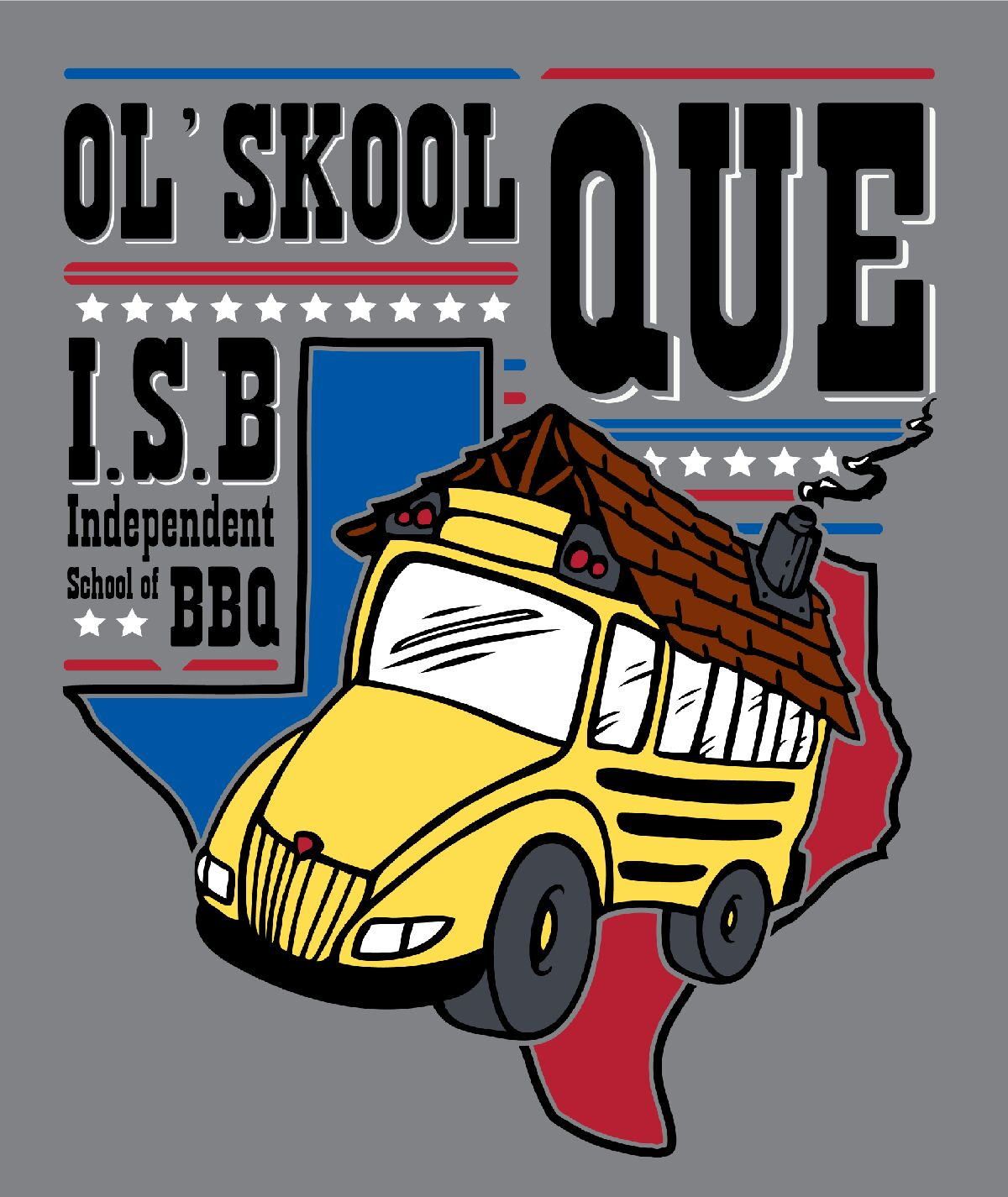 Ol'Skool Que.JPG