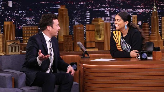 @iisuperwomanii is taking over the boys club!! It was announced last week, that Lily would be replacing Carson Daly as a late night host. This makes her the first female to host on late night showtime on one of the big four networks! We're so excited about this accomplishment for womankind! 💪🏾🦸🏽♀️👑 #girlpower #lilysingh #latenight #makinghistory #whoruntheworldgirls