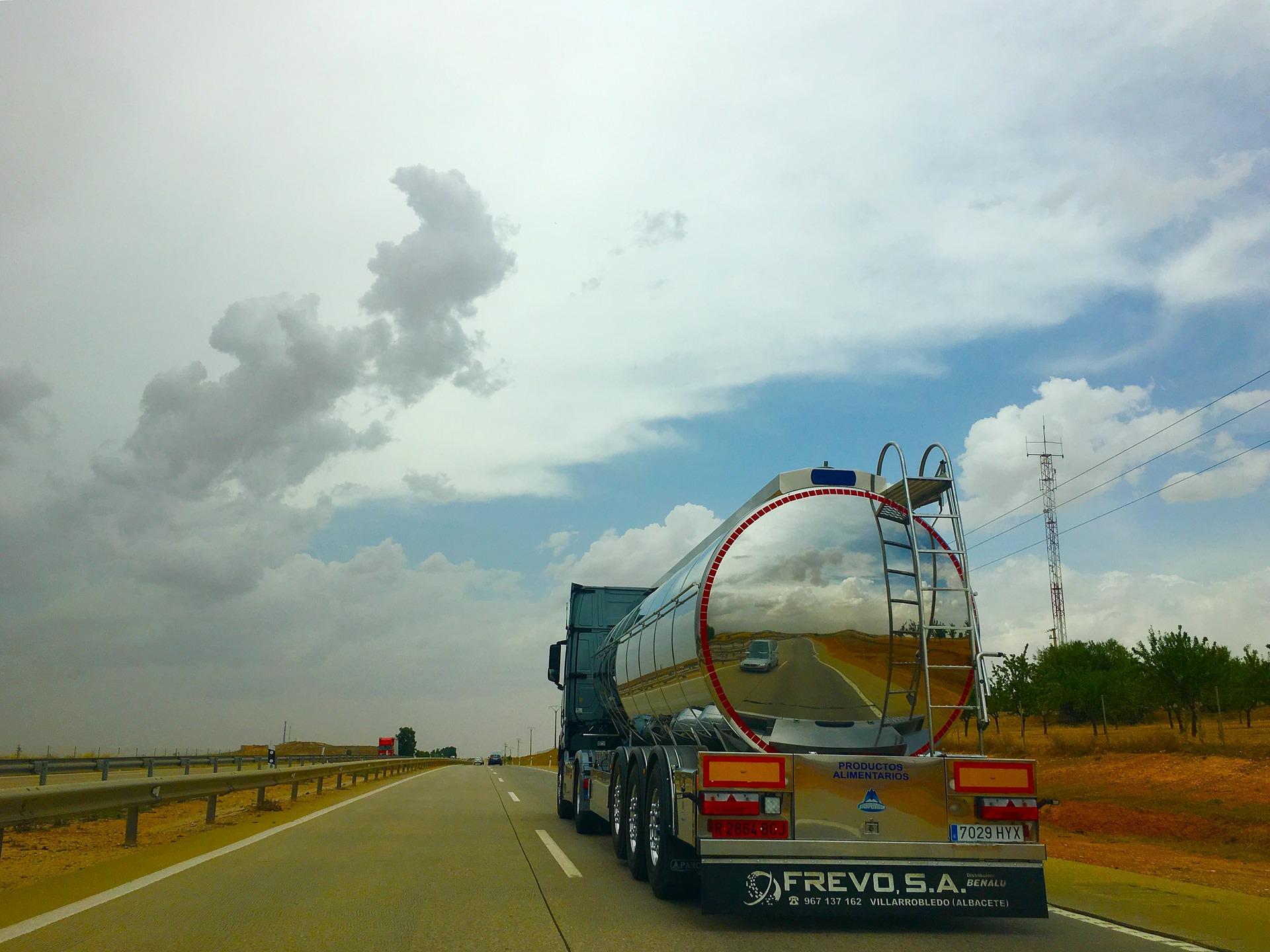 Hazardous Waste Transport - Bulk Tanker