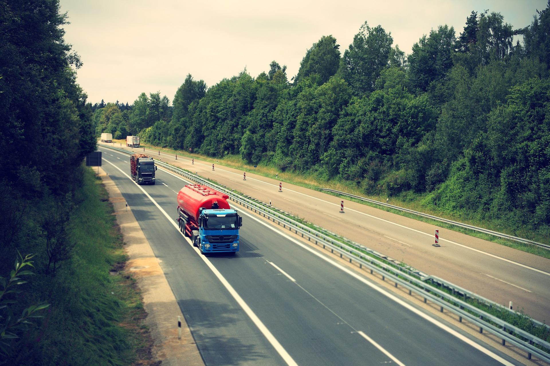 Hazardous Waste Transport - Packaged