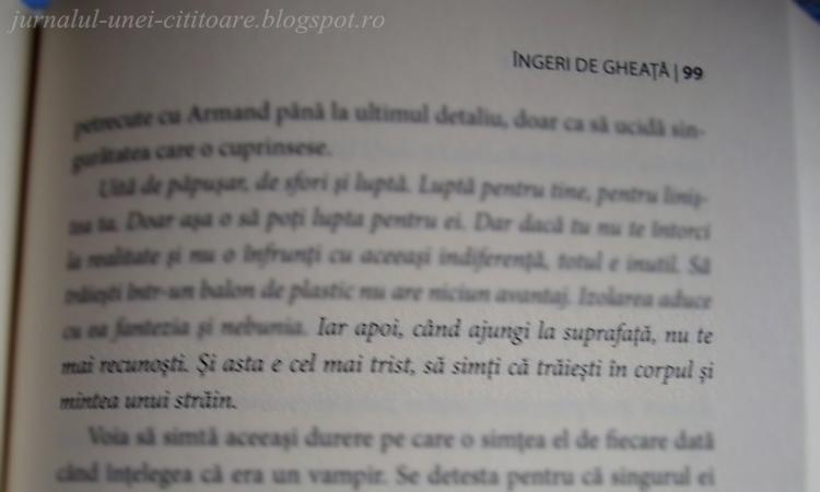 ©   Îngeri de gheață     de Adina Speteanu -  Editura Tritonic