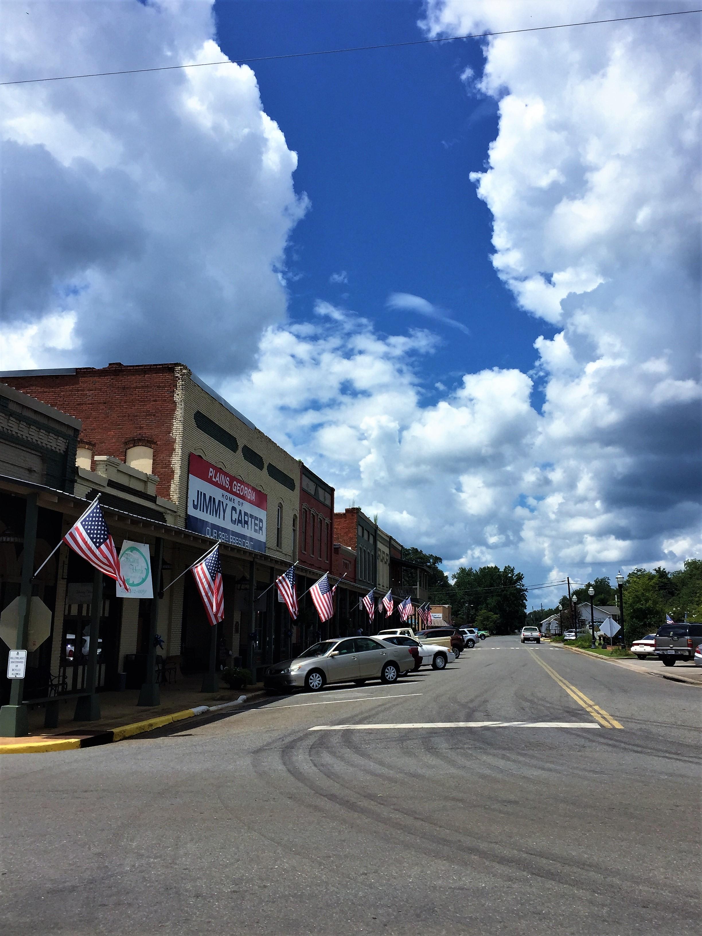 Plains GA Mainstreet