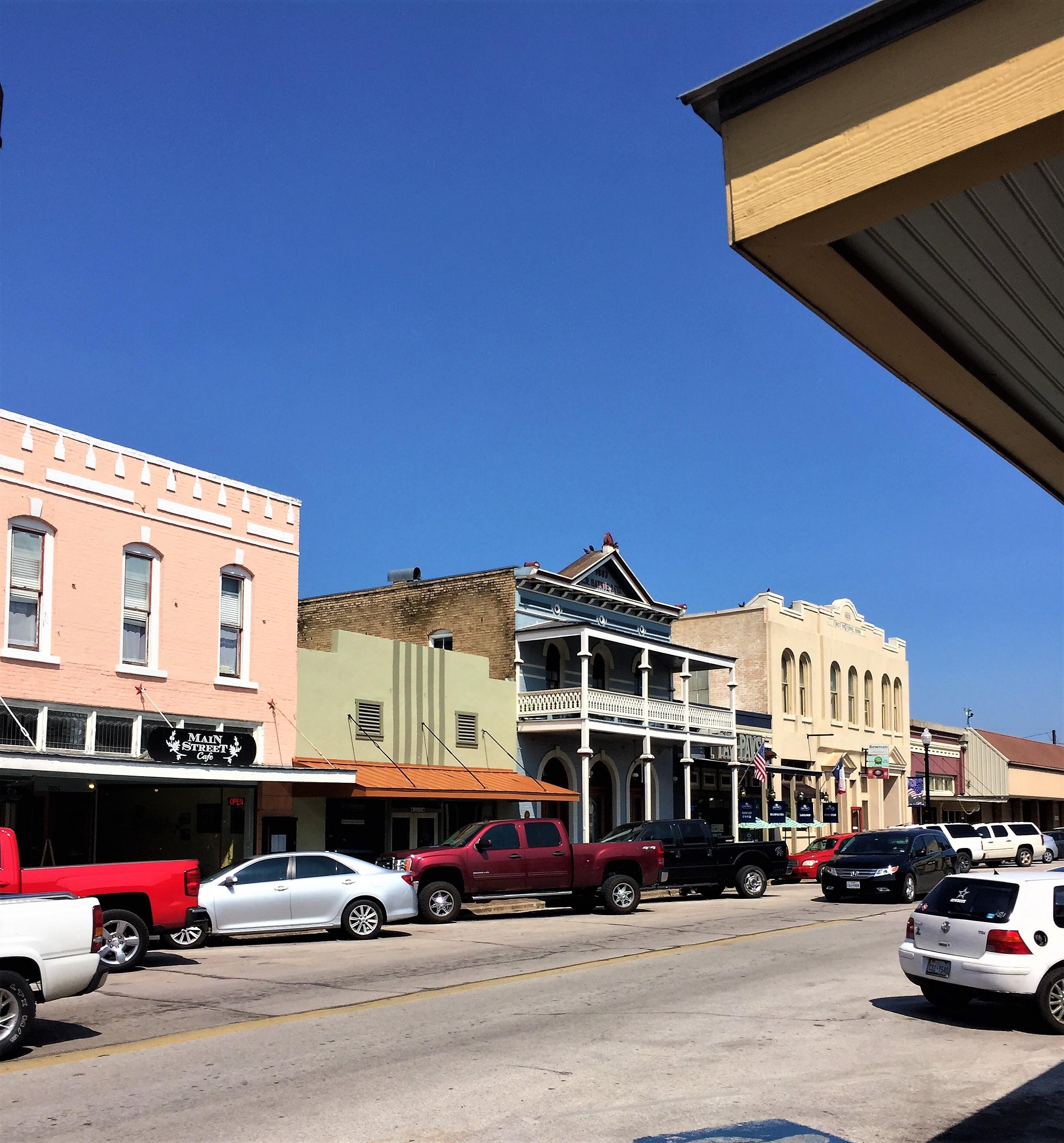 Bastrop Main Street