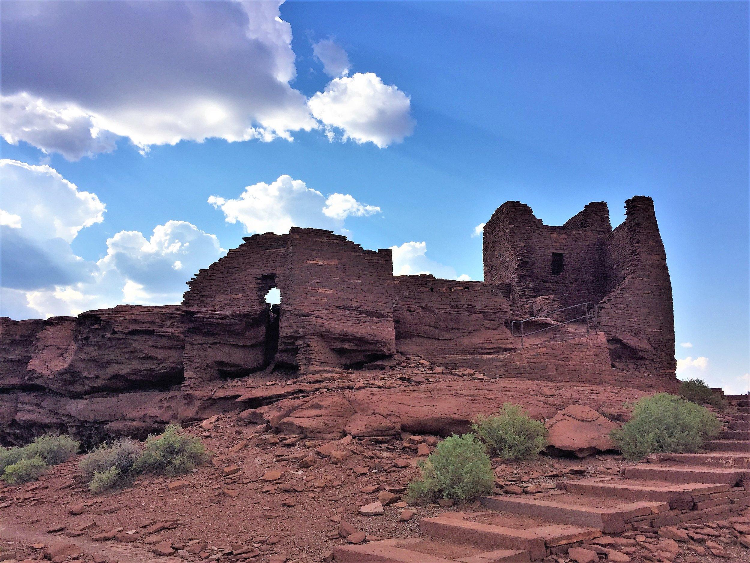 Wukoki Pueblo