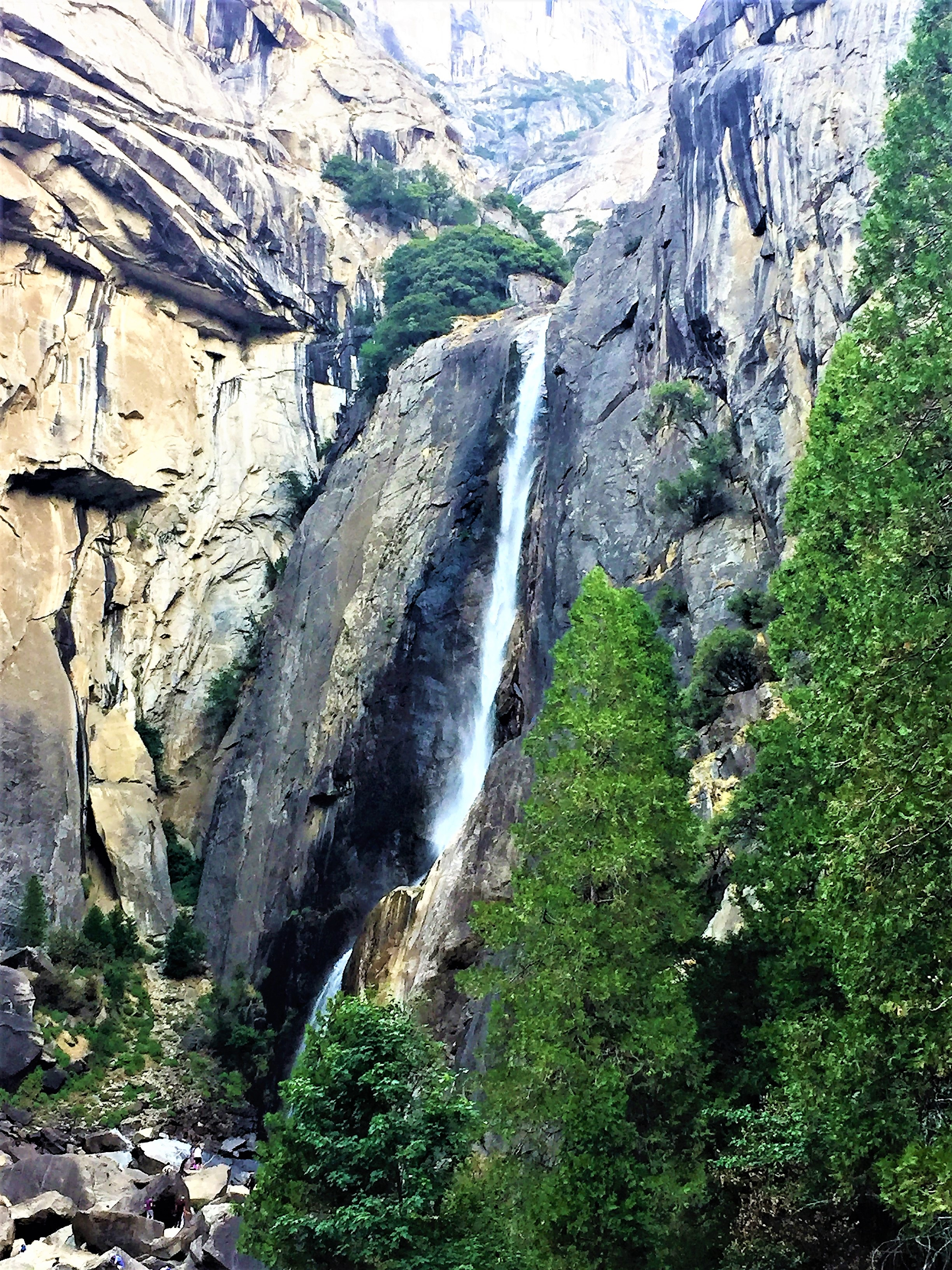 Yosemite Fall, Yosemite NP
