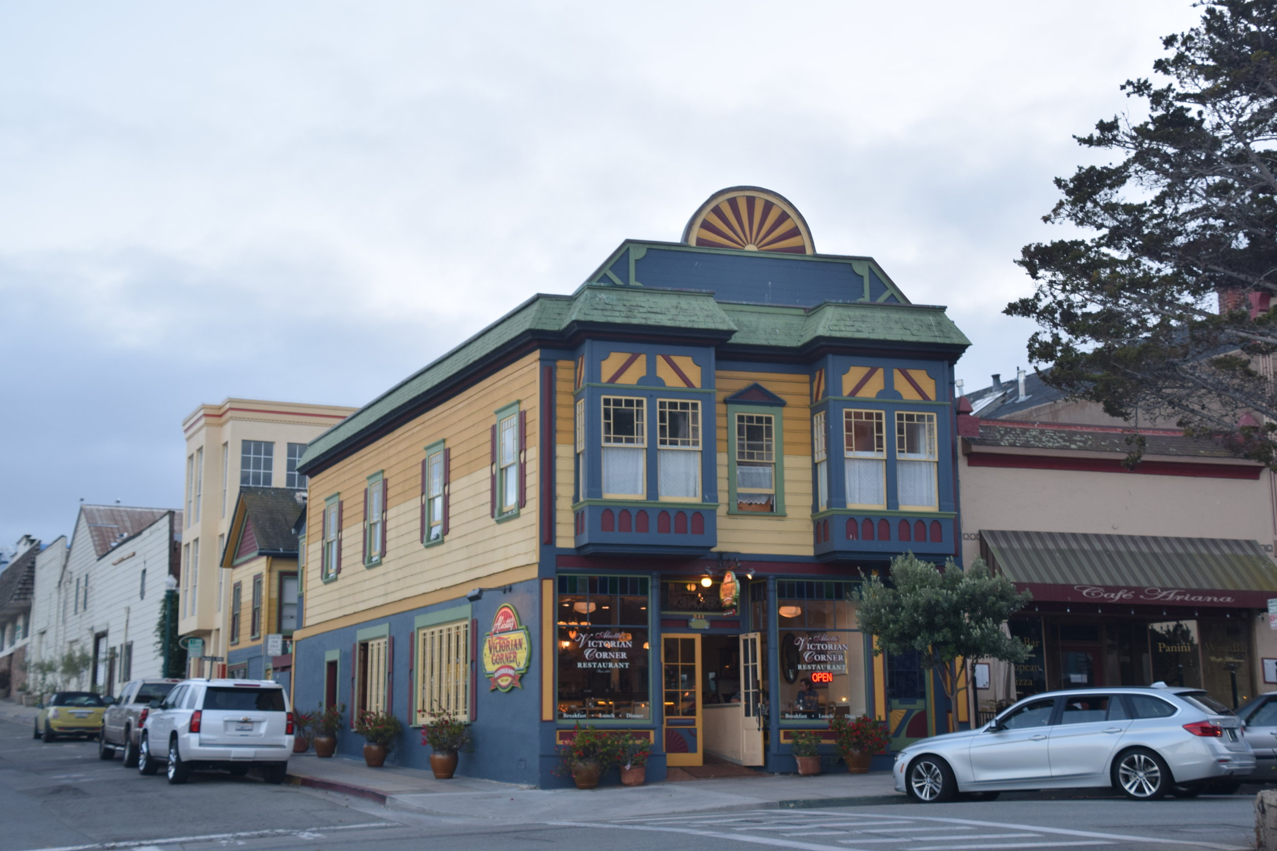 Pacific Grove main street