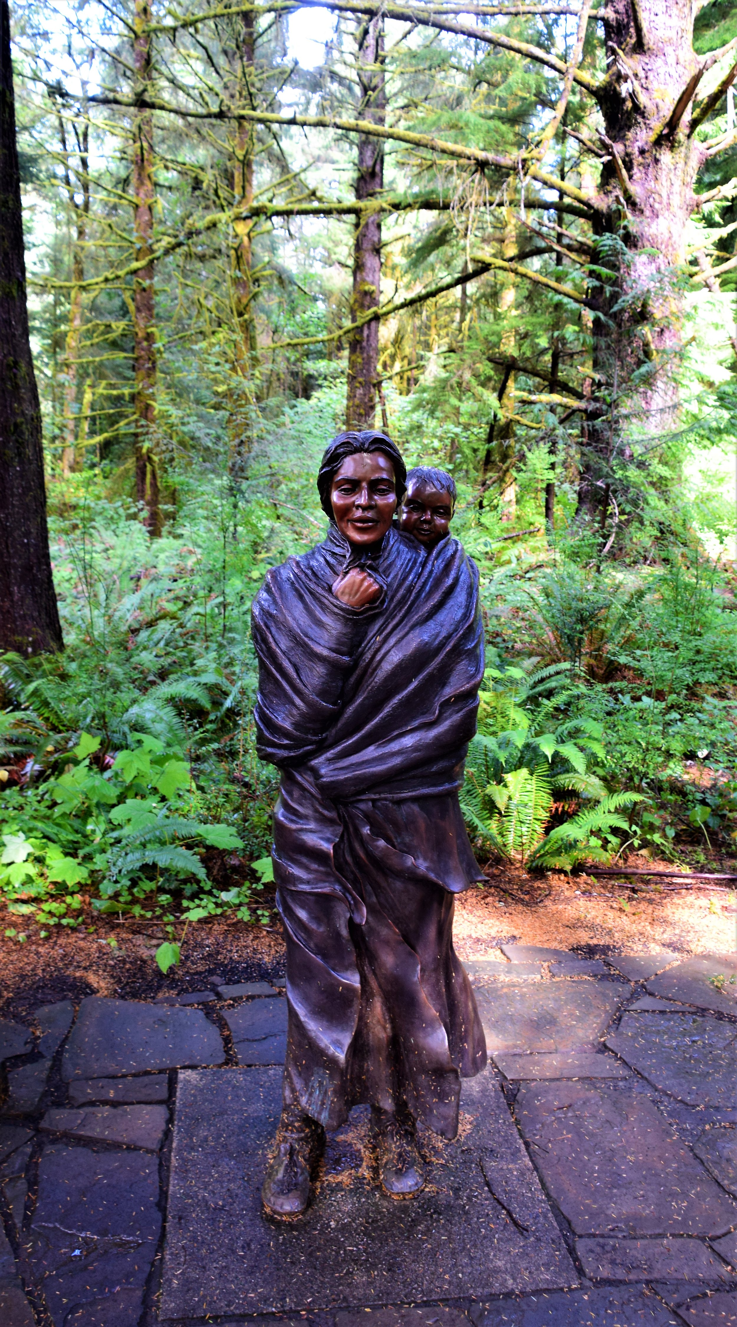 Sacajawea, Lewis & Clark National Historic Park