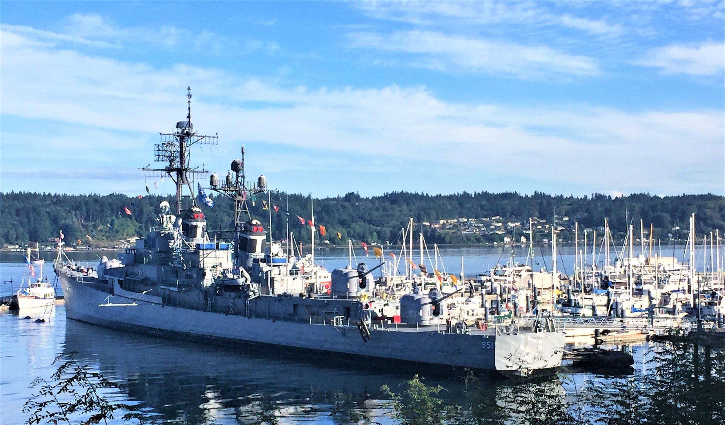 USS Turner Joy Bremerton WA