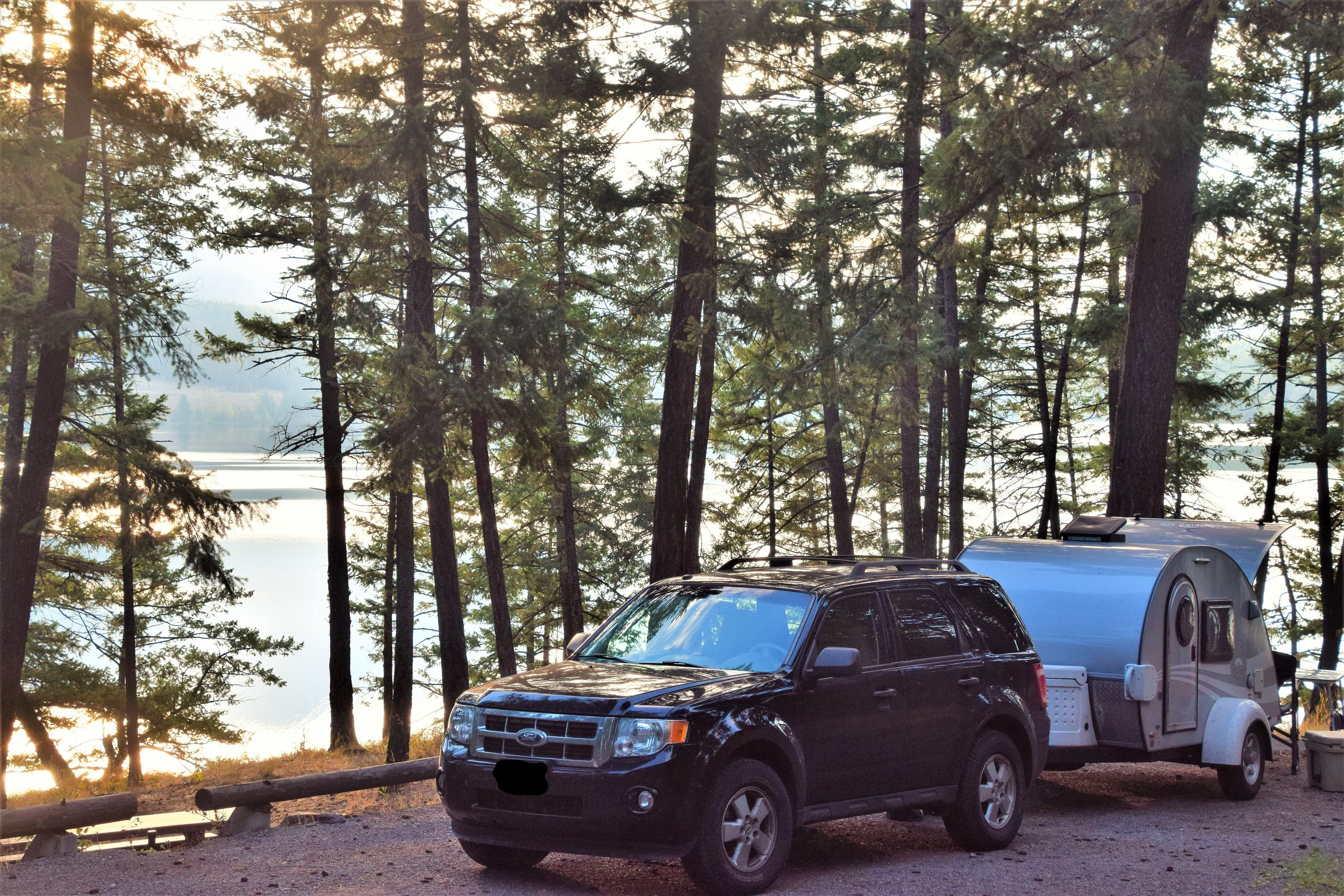Dickey Lake Campground