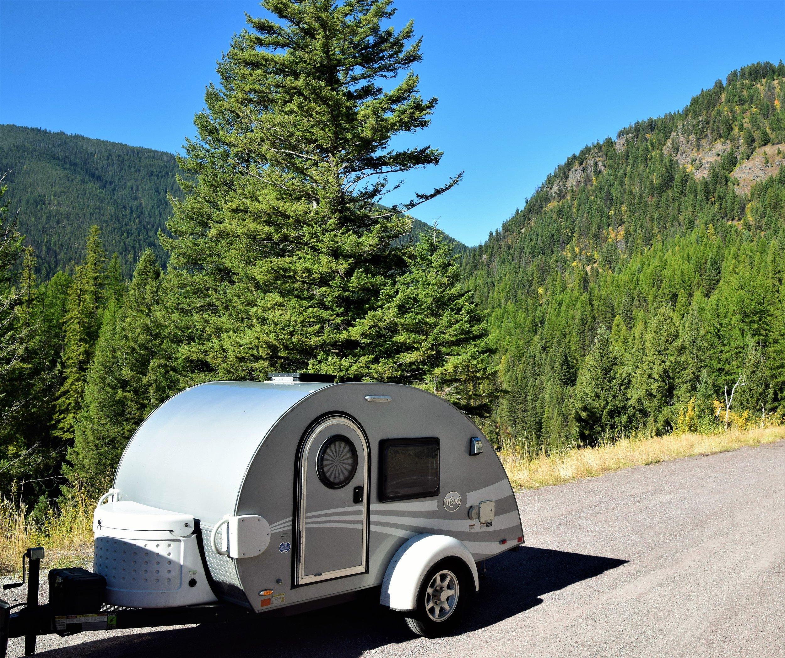 HWY 2, Montana