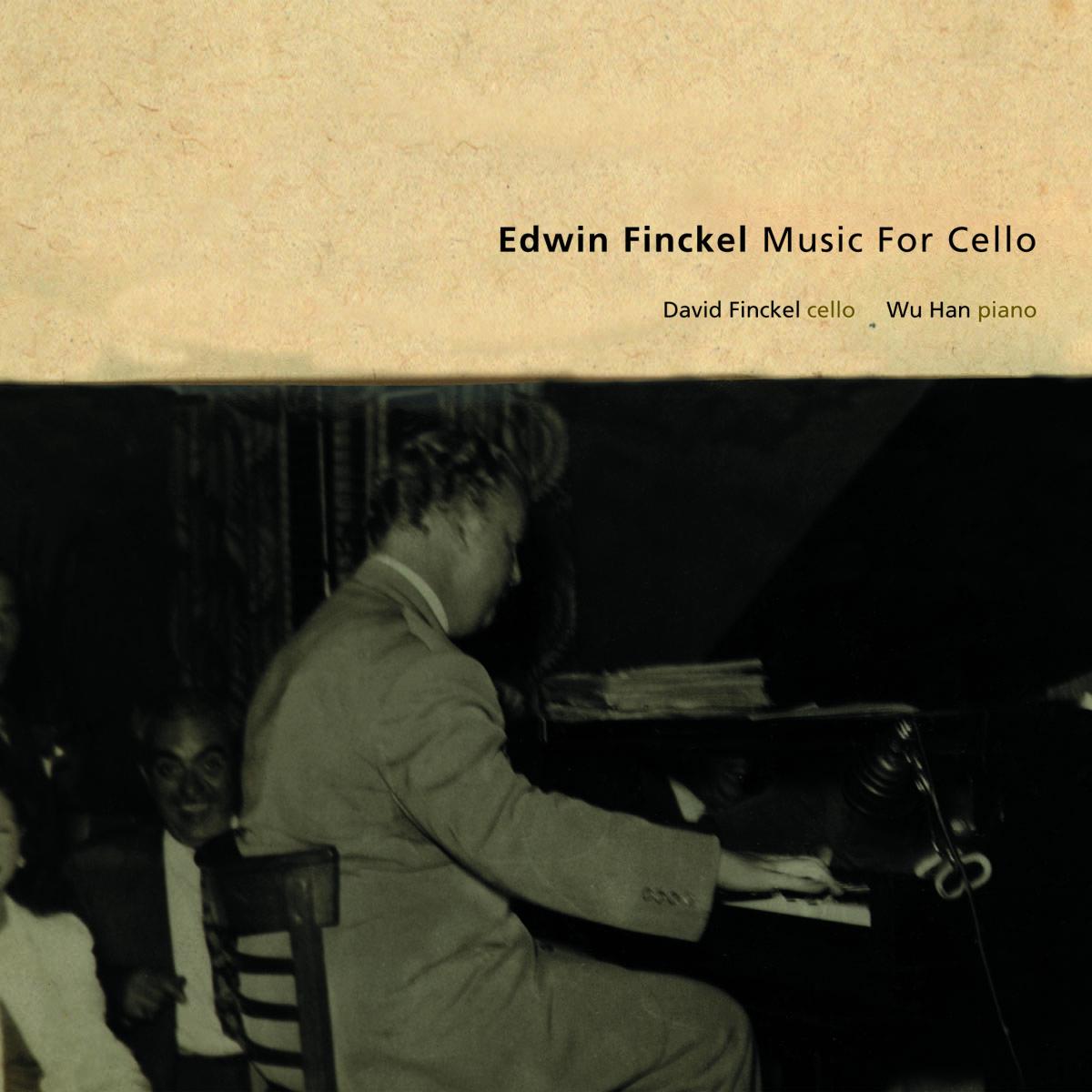 Edwin Finckel: Music for Cello