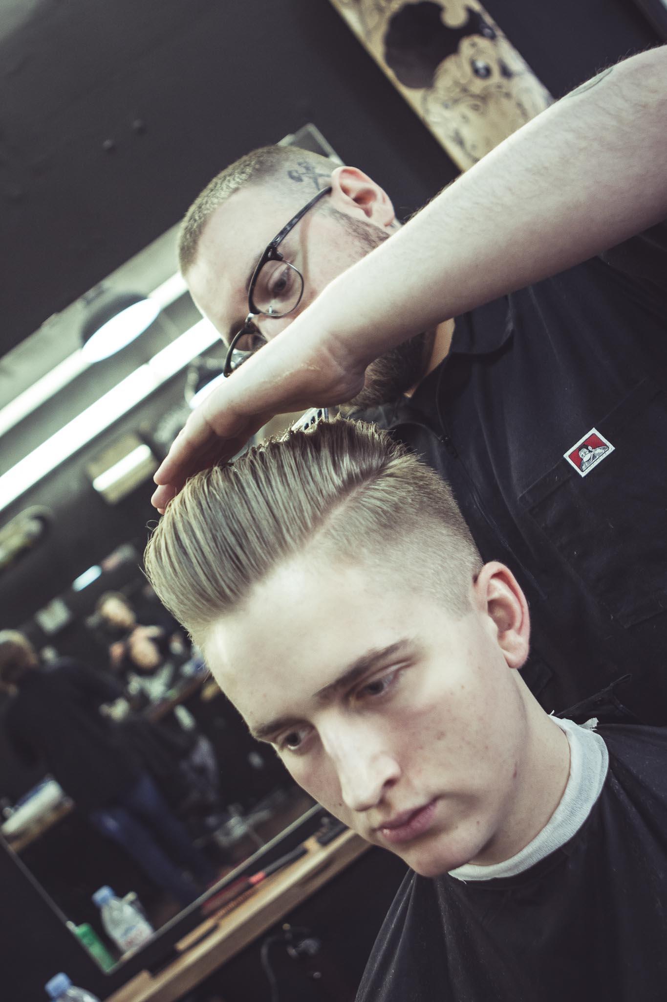 Badlands Barber Perth