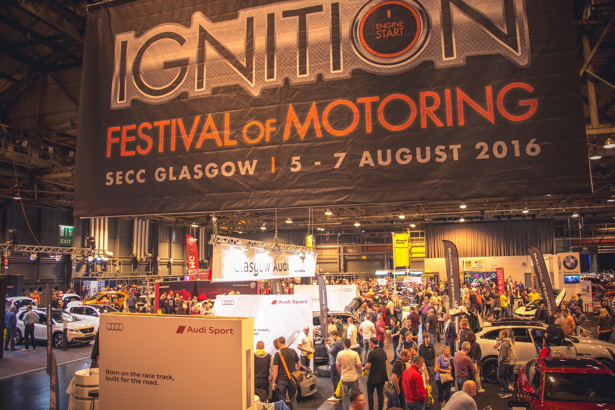 Ignition Festival of Motoring