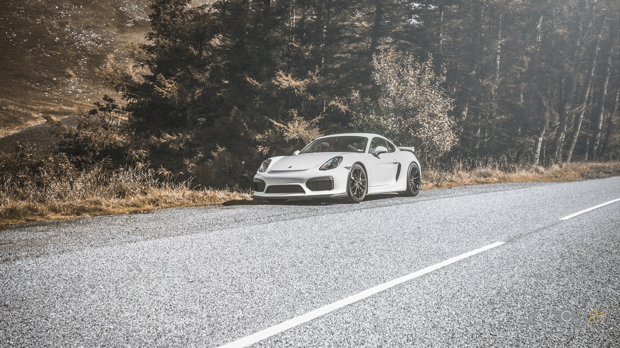 Porsche GT4 by Space21 Photography & Media
