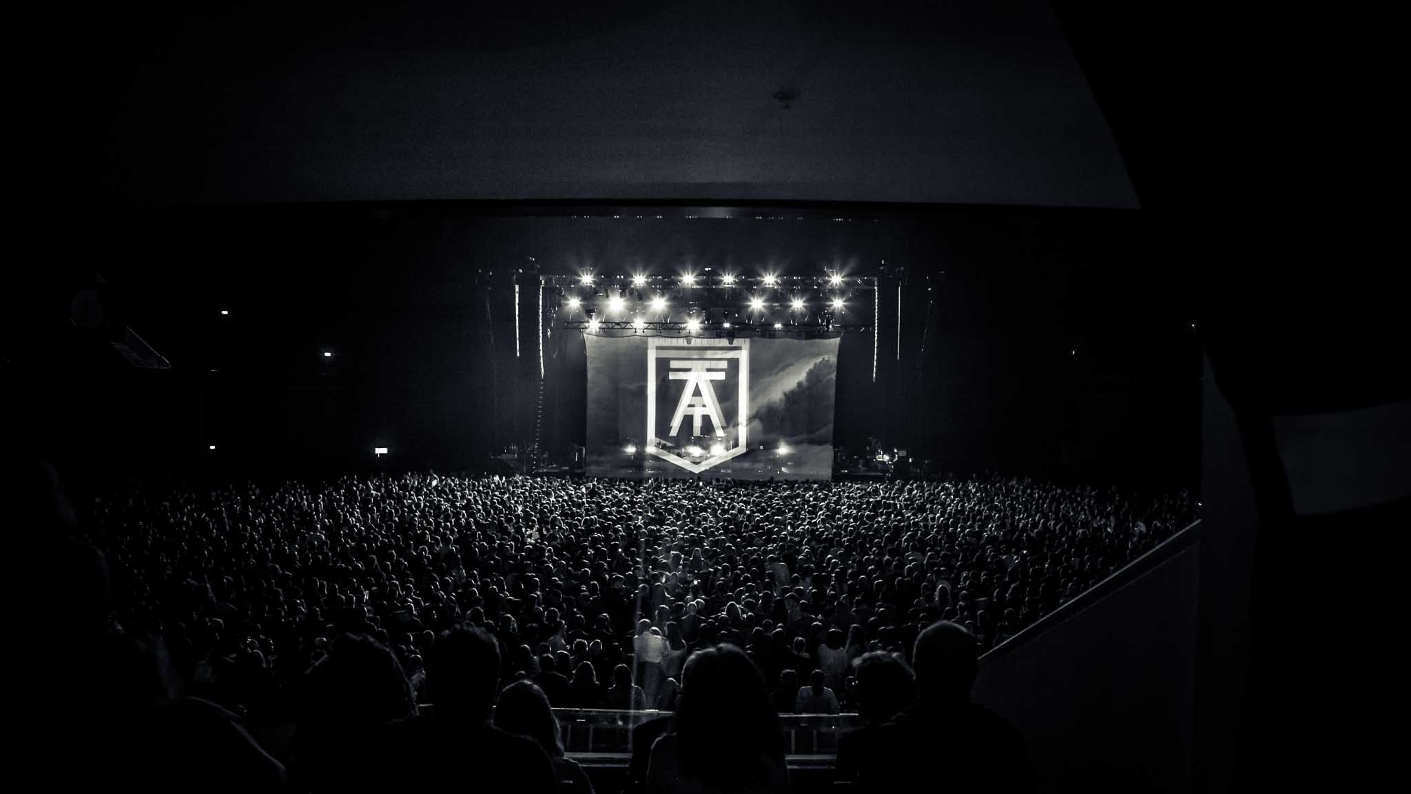 The SSE Hydro Twin Atlantic gig by Space21 Photography & Media
