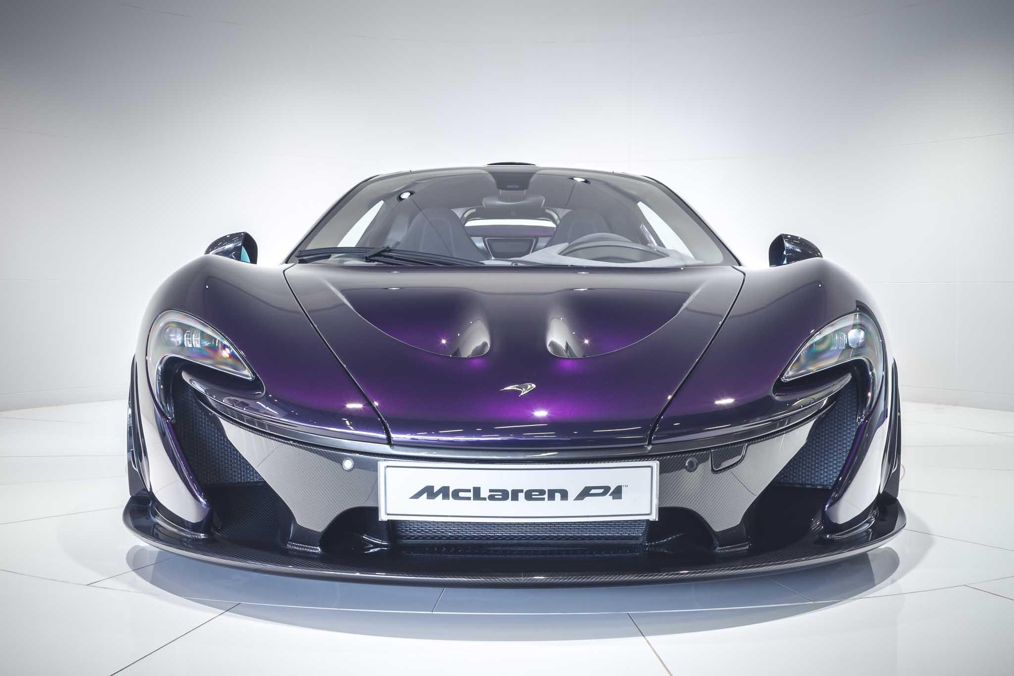 McLaren Glasgow