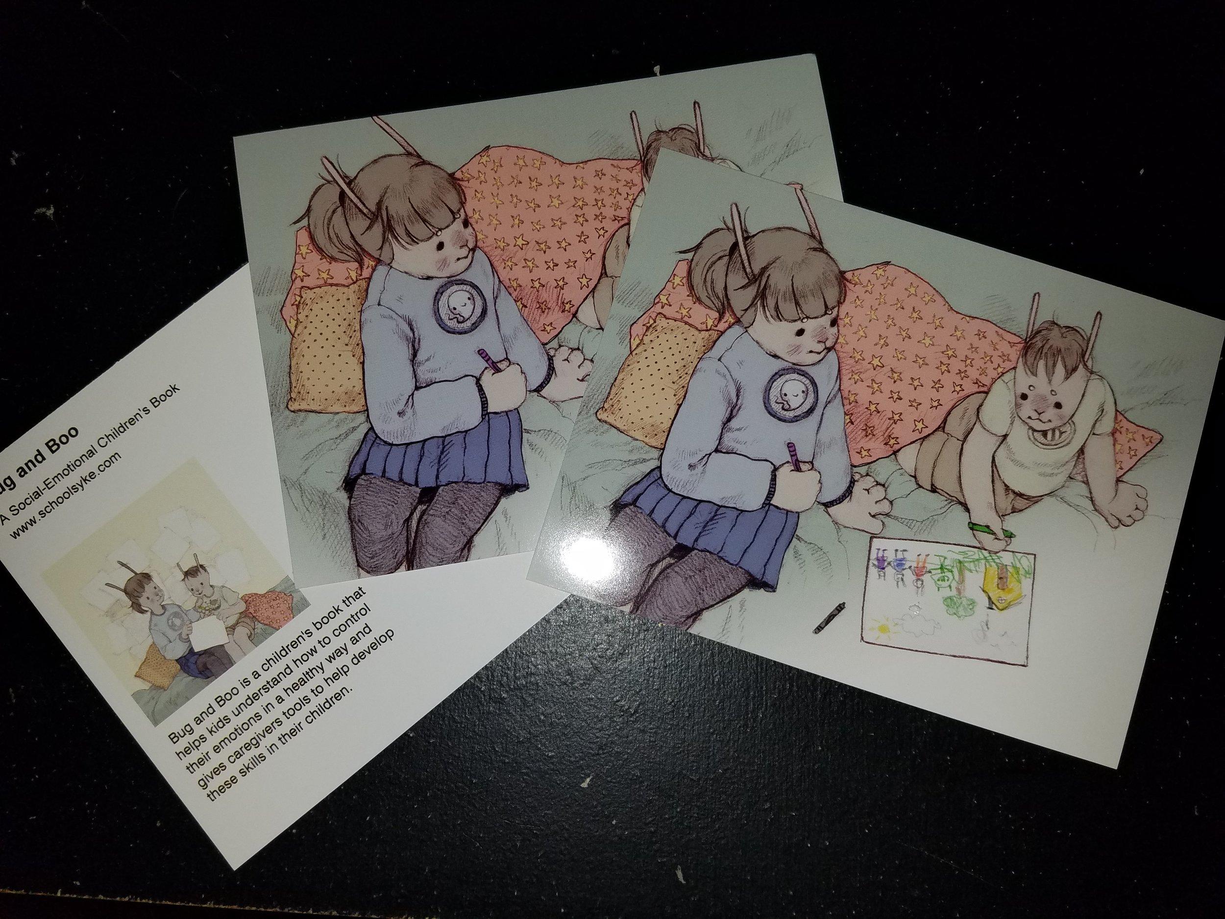 Bug and Boo Postcards.jpg