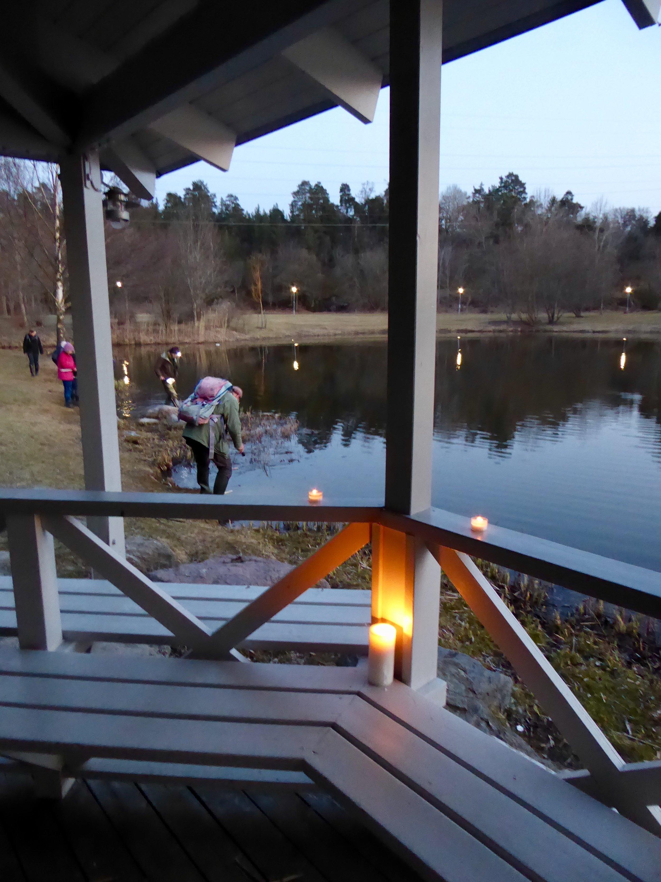 Kreativa företagsevent i Stockholm