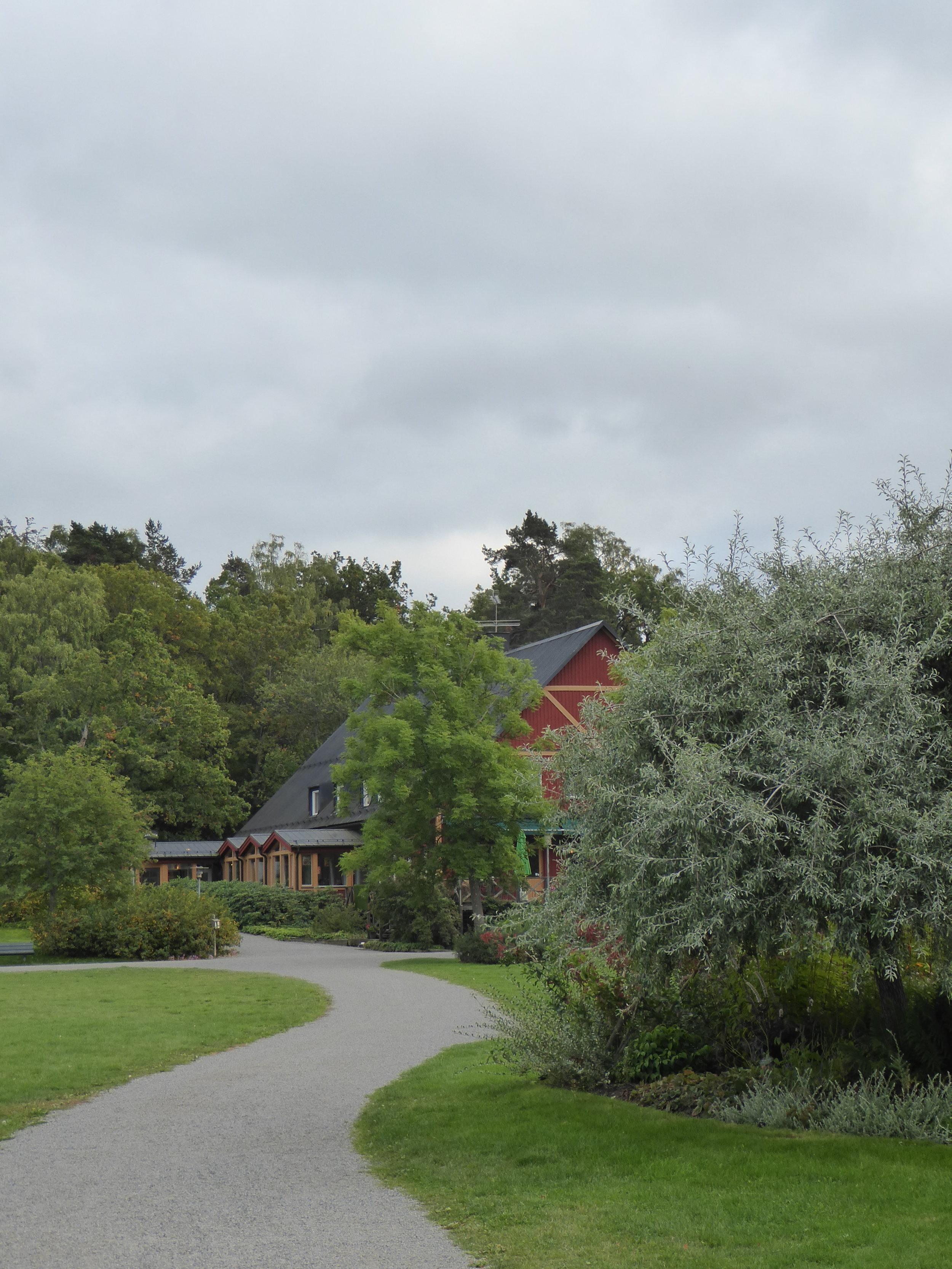 Stora Skuggans Värdshus, Carolas Eko