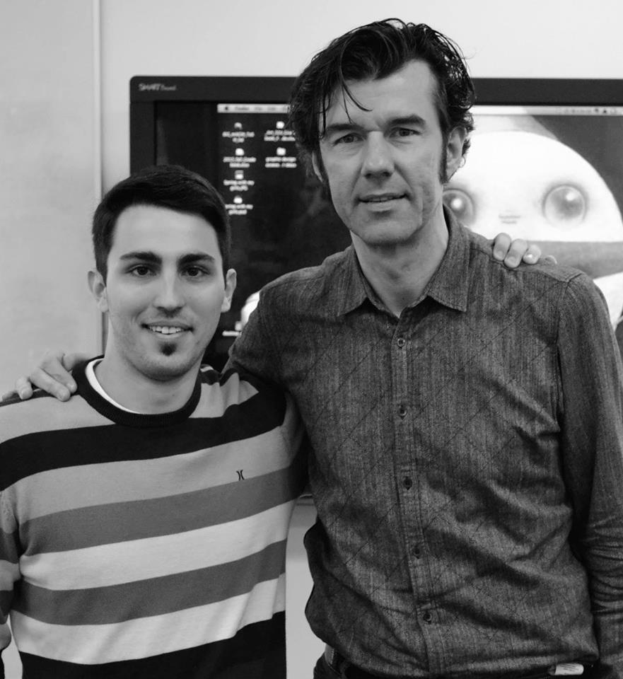 Meeting Stefan Sagmeister of  Sagmeister & Walsh .