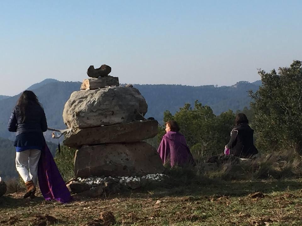 19-25th Healing Ceremony - Huachuma retreat Armentaras Spain. North of Barcelona (more info)