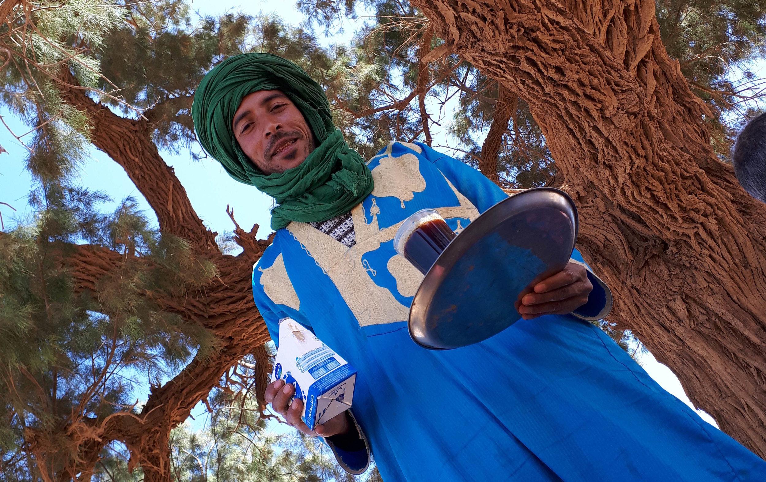 7-14th Moroccan Adventure - Moroccan adventure into silence into the Sahara desert (more information).