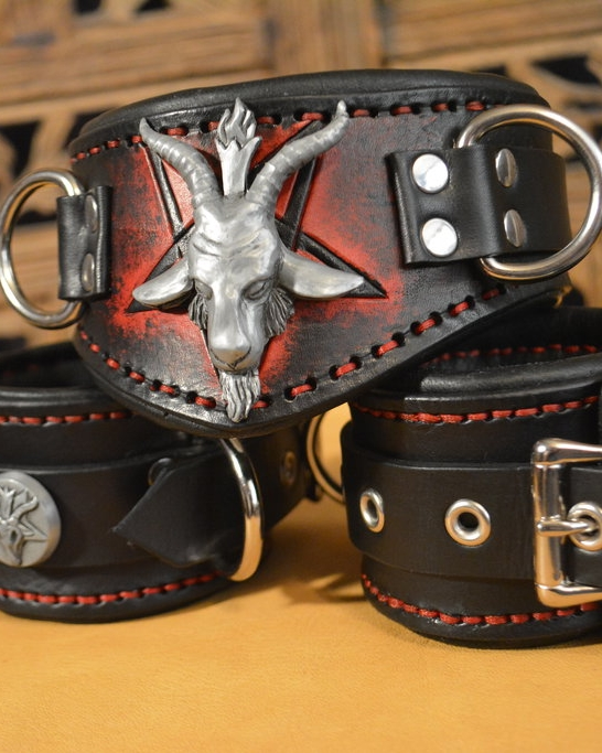 baphomet_cuffs_and_collar_by_savagepunkstudio-daywhvv.jpg